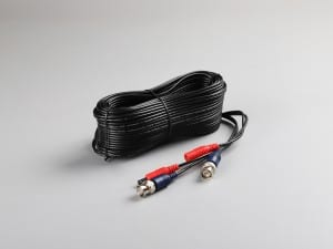 BNC+DC (Video+Power) Extension Cable