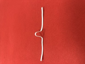Factory wholesale Single core Nose wire for face mask