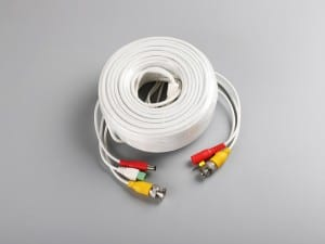 BNC+DC+RS485 (Video+Power+Data)  PTZ Extension Cable