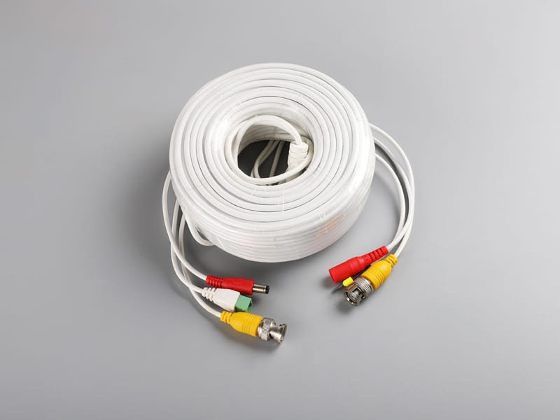 OEM China 14awg 12awg 10awg 8awg – BNC+DC+RS485 (Video+Power+Data)  PTZ Extension Cable – Hop Featured Image