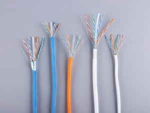 CCTV 95% Braided RG59 cctv Siamese Cable for Security security Camera power cable (90S/1000ft)